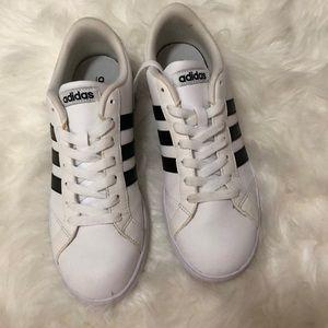 adidas sneakers. worn twice